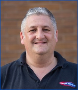 Ian Ward Security Engineer Calder Security