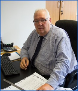 Phil Lynskey Sales Manager Calder Security