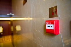 Fire alarm maintenance