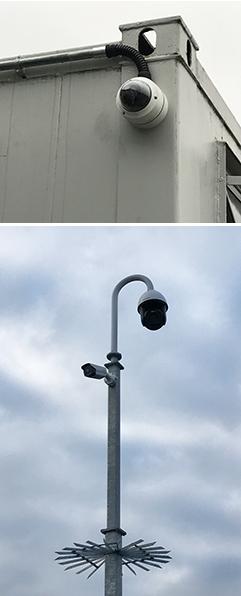 External CCTV