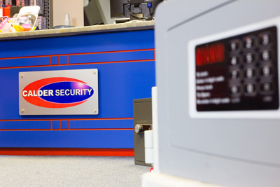 Security safes for businesses