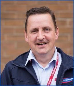 Martin Dalton Senior Security Engineer