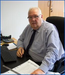 Phil Lynskey Sales Manager Calder Security