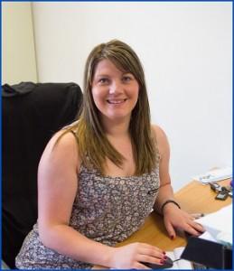 Rachel Cook Accounts Manager Calder Security