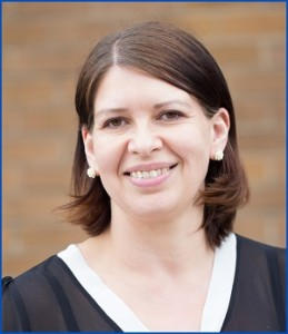 Sarah Ainslie Marketing Manager Calder Security