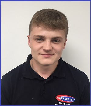 Will Fletcher apprentice engineer