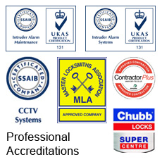 Professional accreditations