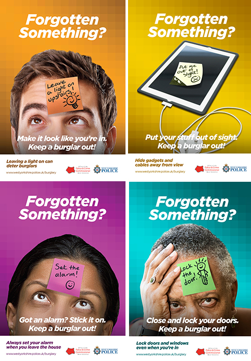 WYP auntumn anti burglary campaign