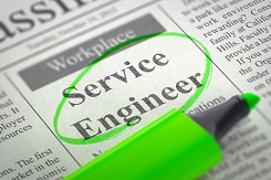 recruiting alarm service engineer