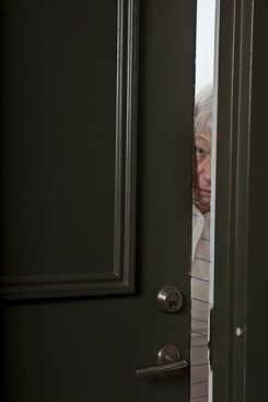 Door security for older people