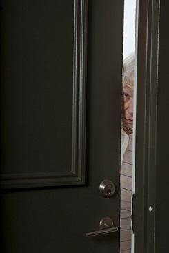 Door security for older people