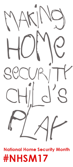 Home security child's play