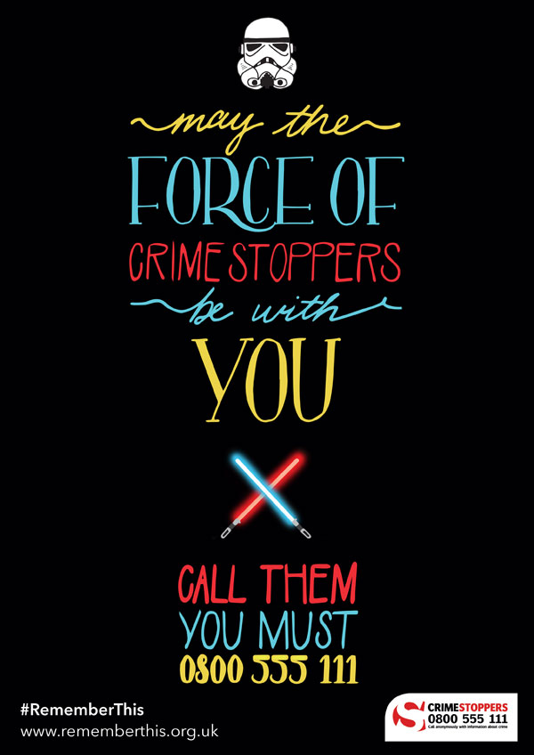 Student campaign - star-wars-poster