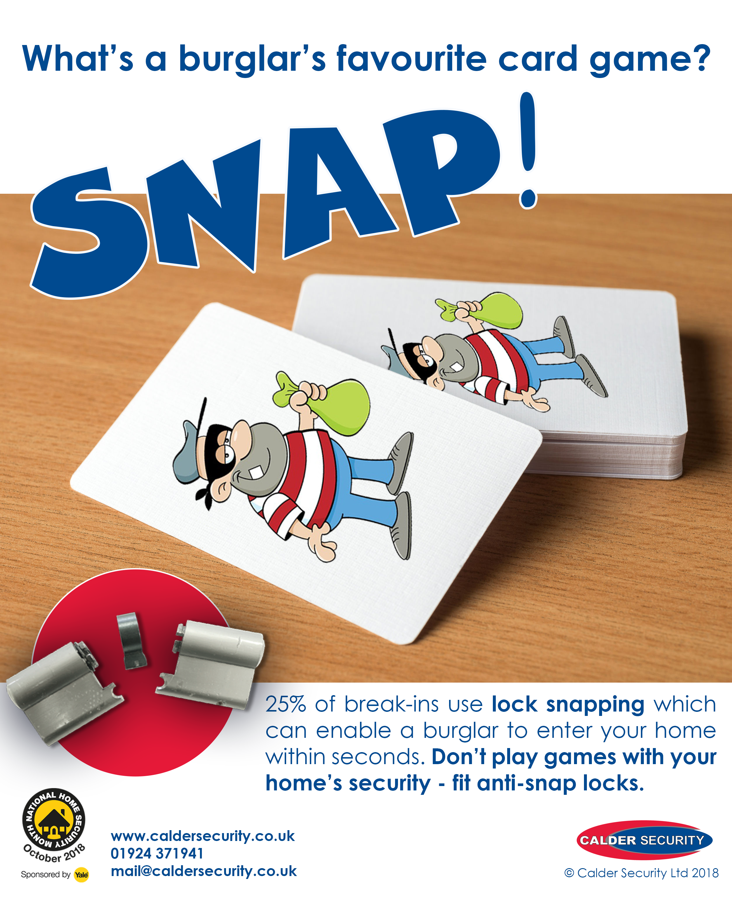 Burglars favourite card game